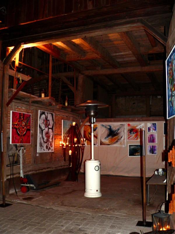 Romantischer Kunstweihnachtsmarkt 2007