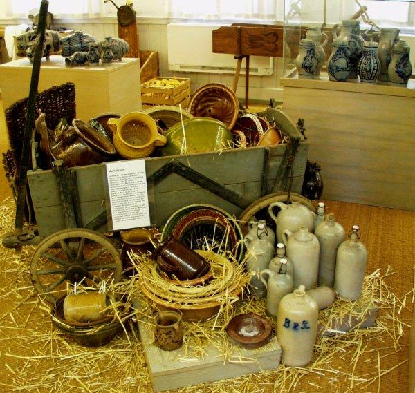 Hafnerware aus acht Jahrhunderten